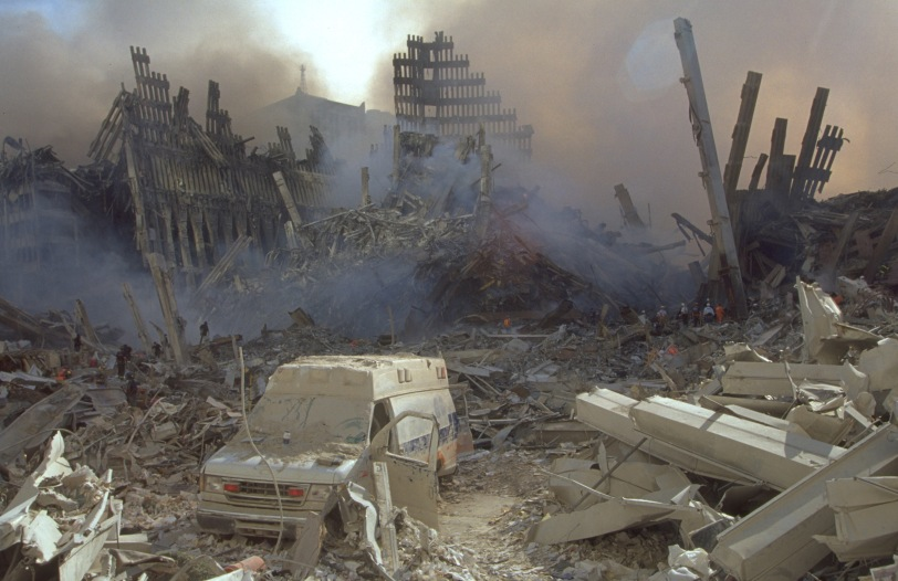 911-Dustification-Destruction